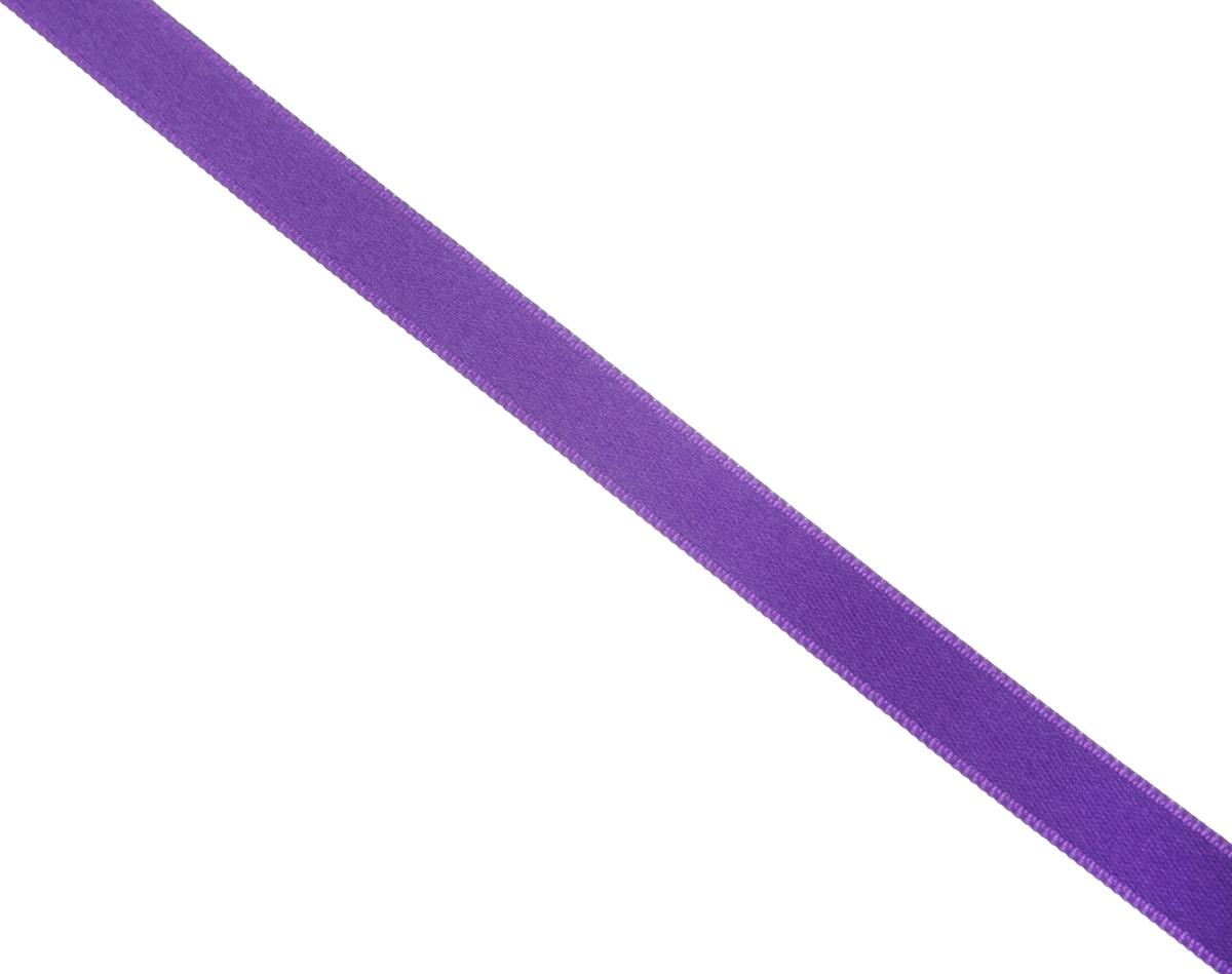 Лента атласная Prym, цвет: фиолетовый, ширина 10 мм, длина 25 м697086_60Атласная лента Prym изготовлена из 100% полиэстера. Область применения атласной ленты весьма широка. Изделие предназначено для оформления цветочных букетов, подарочных коробок, пакетов. Кроме того, она с успехом применяется для художественного оформления витрин, праздничного оформления помещений, изготовления искусственных цветов. Ее также можно использовать для творчества в различных техниках, таких как скрапбукинг, оформление аппликаций, для украшения фотоальбомов, подарков, конвертов, фоторамок, открыток и многого другого. Ширина ленты: 10 мм. Длина ленты: 25 м.