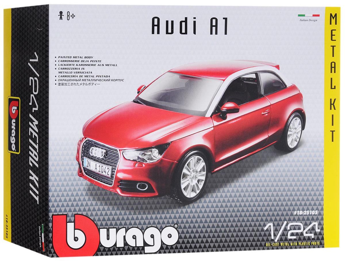 Bburago Сборная модель автомобиля Audi A1