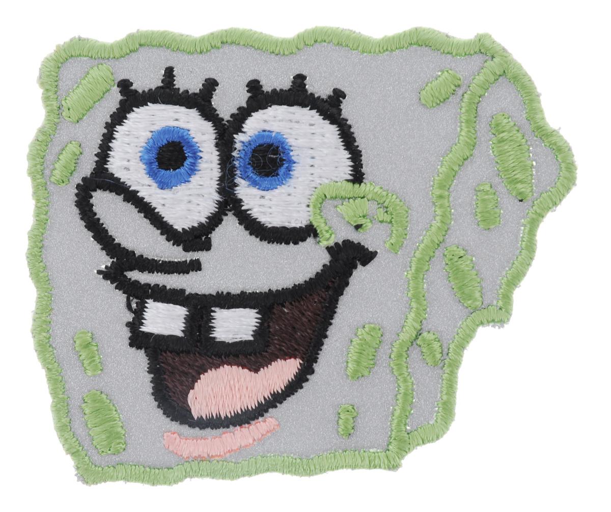 Термоаппликация Hobby&Pro Спанч Боб, 4,5 х 5 см7701770Термоаппликация Hobby&Pro Спанч Боб изготовлена из текстиля. Изделие закрепляется на ткани при помощи утюга. Установите утюг на отметку Max, расположите аппликацию на изделии и прогладьте несколько раз через ткань с лицевой и изнаночной стороны. С такой термоаппликацией вы сможете обновить старые джинсы, рубашки, кофты, детскую одежду, вещь станет неповторимой и особенной.