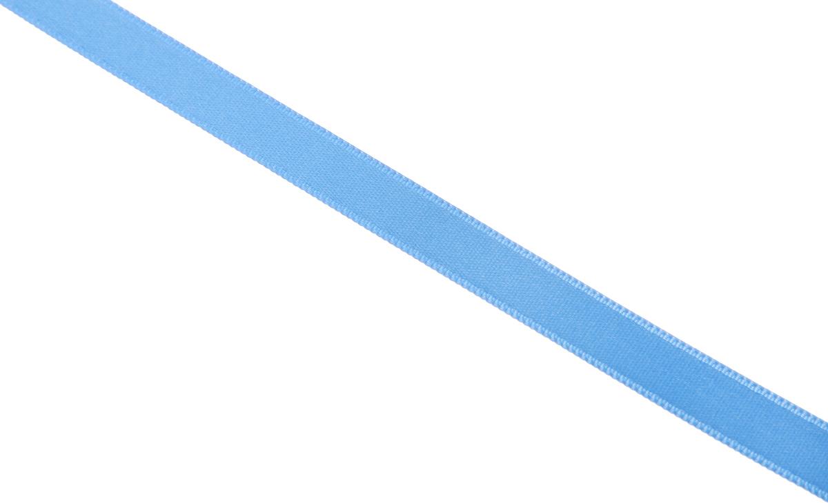 Лента атласная Prym, цвет: темно-голубой, ширина 10 мм, длина 25 м697086_59Атласная лента Prym изготовлена из 100% полиэстера. Область применения атласной ленты весьма широка. Изделие предназначено для оформления цветочных букетов, подарочных коробок, пакетов. Кроме того, она с успехом применяется для художественного оформления витрин, праздничного оформления помещений, изготовления искусственных цветов. Ее также можно использовать для творчества в различных техниках, таких как скрапбукинг, оформление аппликаций, для украшения фотоальбомов, подарков, конвертов, фоторамок, открыток и многого другого. Ширина ленты: 10 мм. Длина ленты: 25 м.