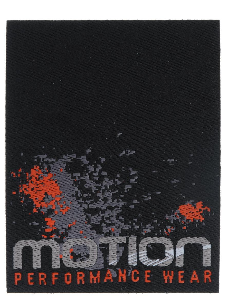 Термоаппликация Prym Motion, 4,5 х 6 см7704979Термоаппликация Prym Motion изготовлена из 100% полиэстера. Изделие оснащено с оборотной стороны клеящейся основой, которая без труда закрепляется при помощи утюга. Для большей надежности вы также можете пришить ее по краям, предотвращая отклеивание после многократных стирок.