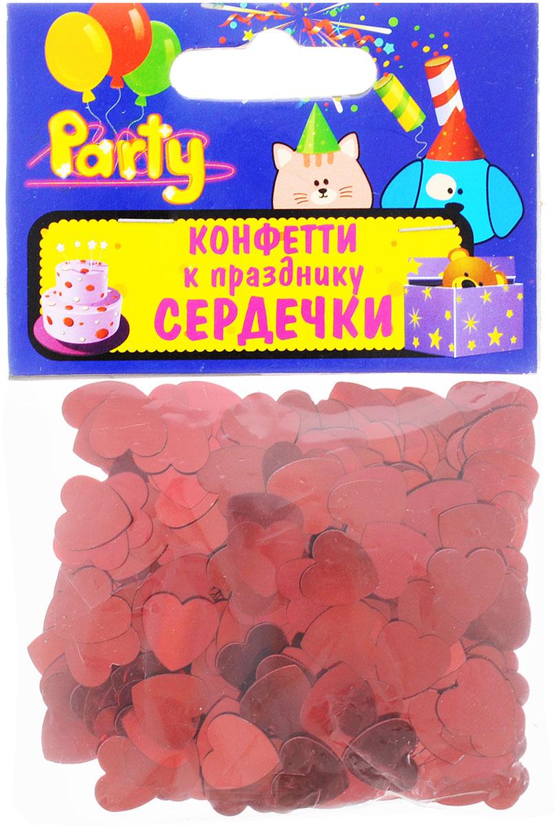 Action! Конфетти Сердечки цвет красный 14 гAPI0168Конфетти Action! Сердечки - неотъемлемый атрибут праздников, триумфальных шествий, а также свадебных торжеств. Выполнено из прочного материала в форме фиолетовых сердечек. Конфетти осыпают друг друга участники празднеств или его сбрасывают сверху. Конфетти, рассыпанное на столе, является необычной и привлекательной формой украшения праздничного застолья. Еще один оригинальный способ порадовать друзей и близких - насыпьте конфетти в конверт с открыткой - это будет неожиданный сюрприз! Это чудесное украшение принесет в ваш дом или офис незабываемую атмосферу праздничного веселья!