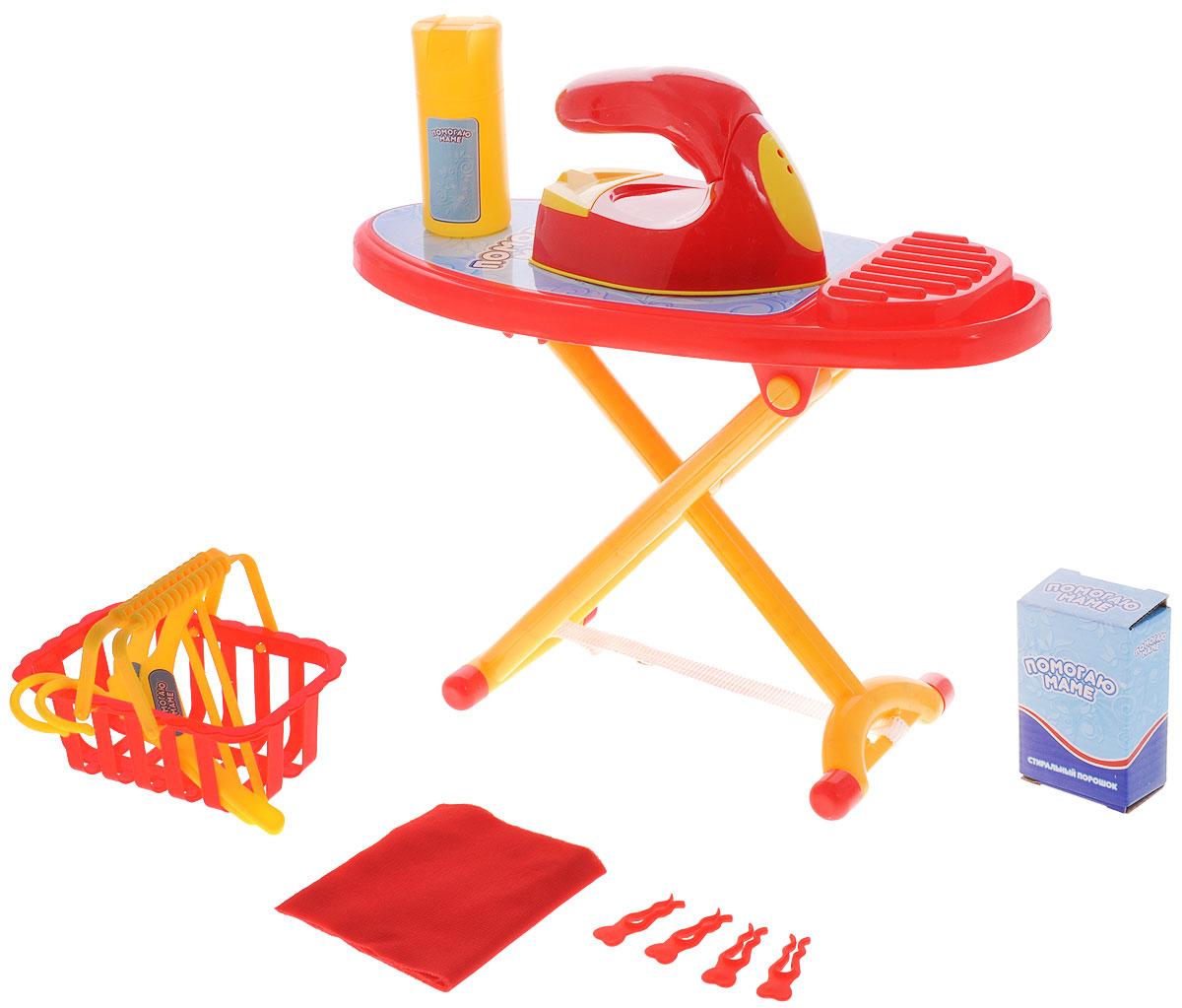 ABtoys Игровой набор Маленькая хозяйка 8 предметов