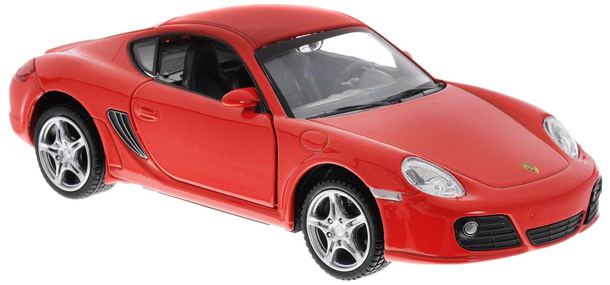 Maxi Toys Машинка инерционная Порше Кайман