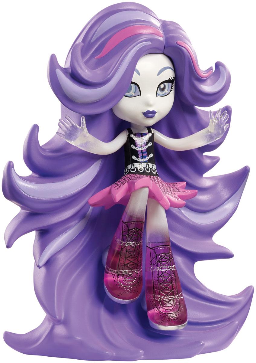 Monster High Фигурка Spectra VondergeistCFC83_CGG87Фигурка Monster High Spectra Vondergeist обязательно понравится вашей малышке. Фигурка Спектры выполнена с длинными фиолетовыми волосами и в коротком черно-розовом платье. Ученики и учителя Школы монстров всегда отличались лютой оригинальностью. Они радовали нас своим присутствием в школьных коридорах, на танцах, на памятных фото. А теперь наши любимые персонажи Школы монстров стали виниловыми, чтобы удобнее было устроить выставку девочек-монстров! Эти неподвижные фигурки отлиты по современной технологии и воспроизводят классические наряды, в которых герои сериала впервые встретились с поклонниками. Фигурка выполнена из безопасного для ребенка материала - винила.