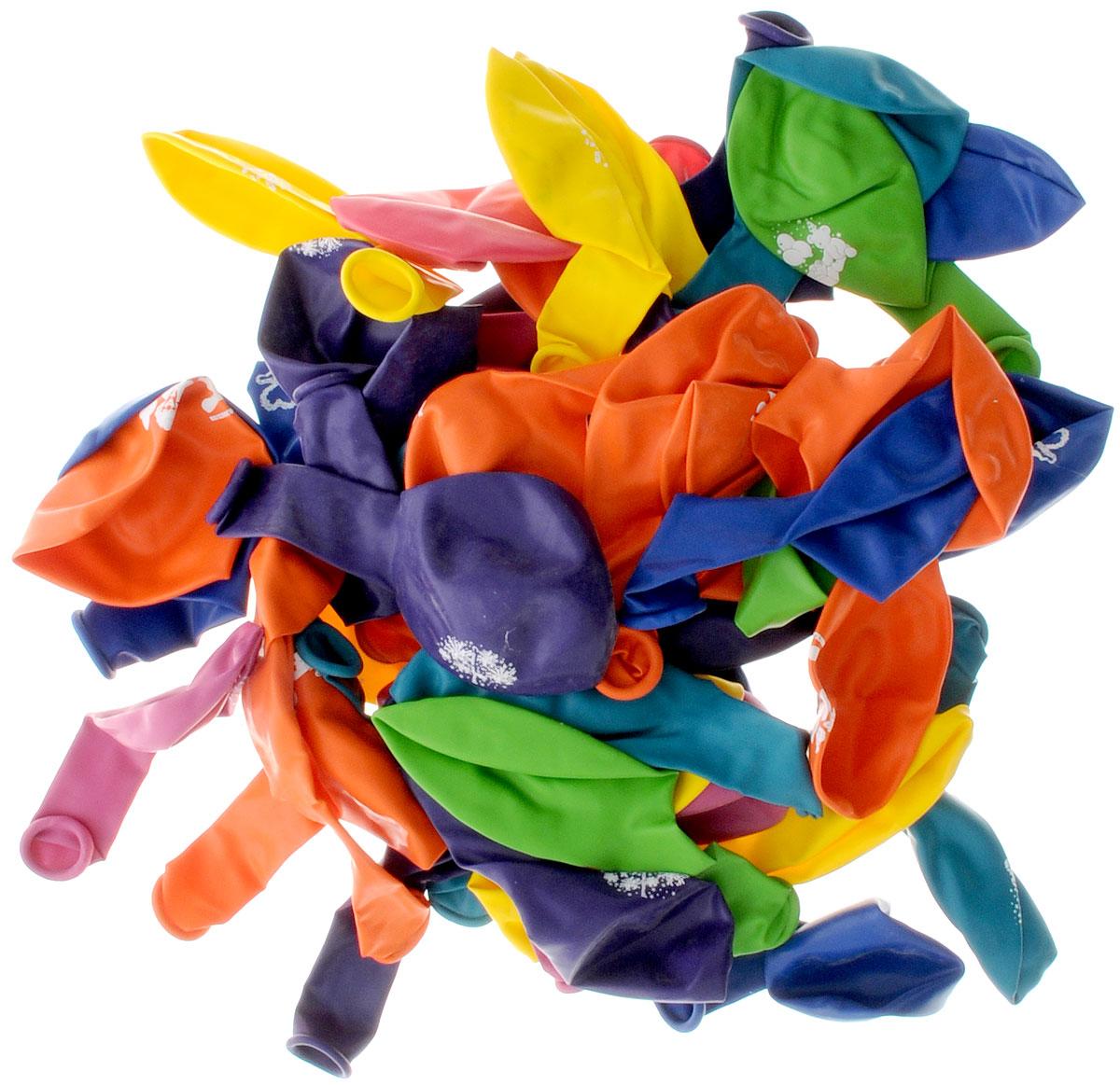 Action! Шары воздушные С Днем Рождения! 25 см 50 штAPI0068/MНабор воздушных шаров Action! С Днем Рождения! поможет вам необычно украсить любое помещение к празднику. Изготовлены из прочного натурального латекса. Разноцветные шарики с рисунком украшены надписью С Днем Рождения. Положительные эмоции и праздничное настроение будут на высоте! В наборе 50 разноцветных шаров.