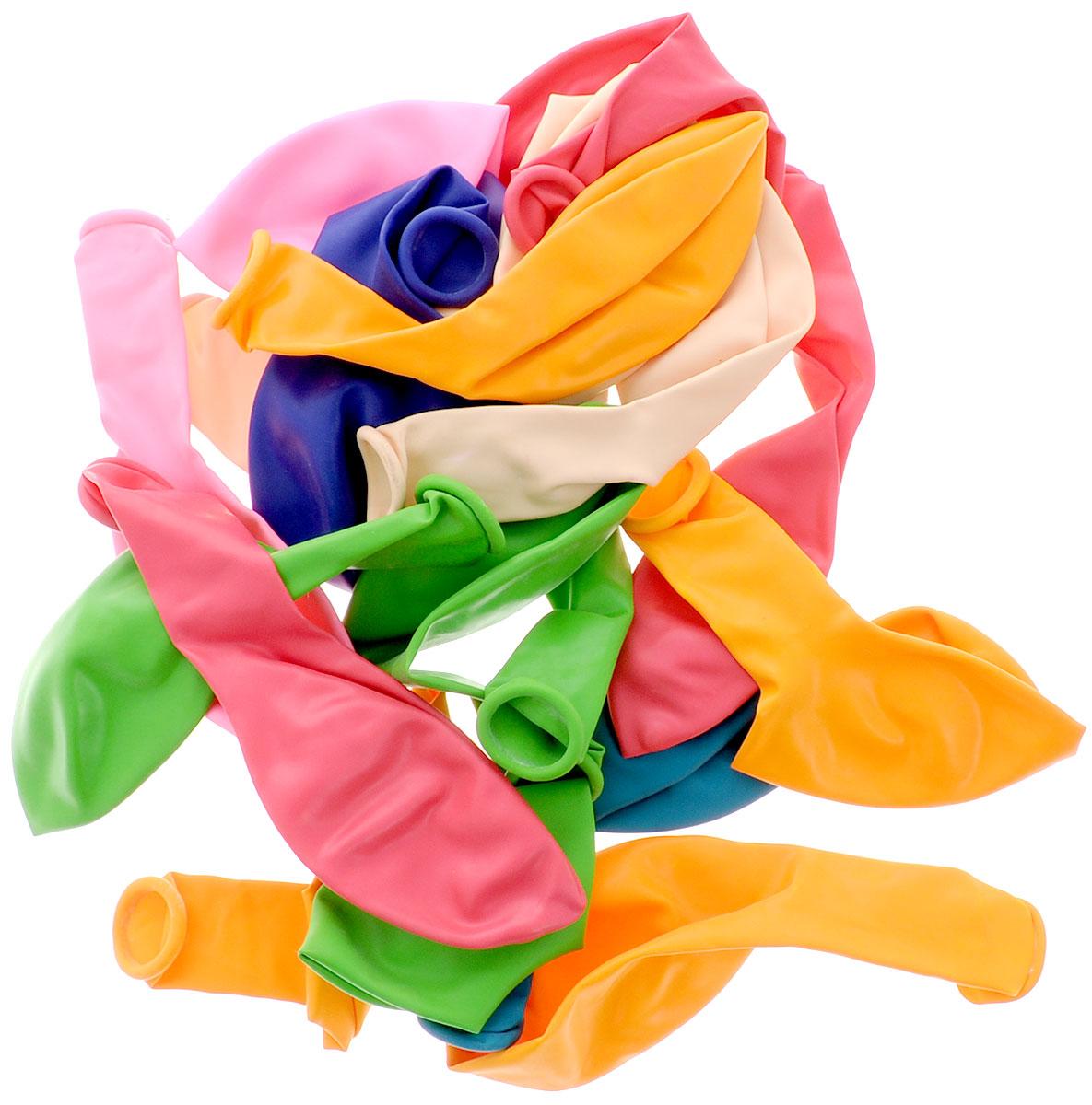 Action! Шары воздушные 25 см 20 штAPI0061/MНабор разноцветных латексных шариков - высочайшего качества. Прочные шары округлой формы без рисунков. Свадьба, день рождения, или просто признание в любви - воздушные шарики сделают любое событие незабываемым! Эти яркие праздничные аксессуары поднимут настроение вам и вашим гостям! Набор содержит 20 цветных шаров.