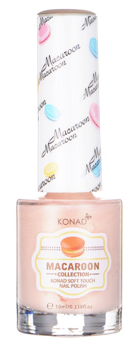 KONAD Macaroon матовые пастельные Soft Touch Nail 06 - Peach Macaroon 10 млNP-STP06Матовый пастельный лак, нежнее нежного, как воздушное безе Макарун
