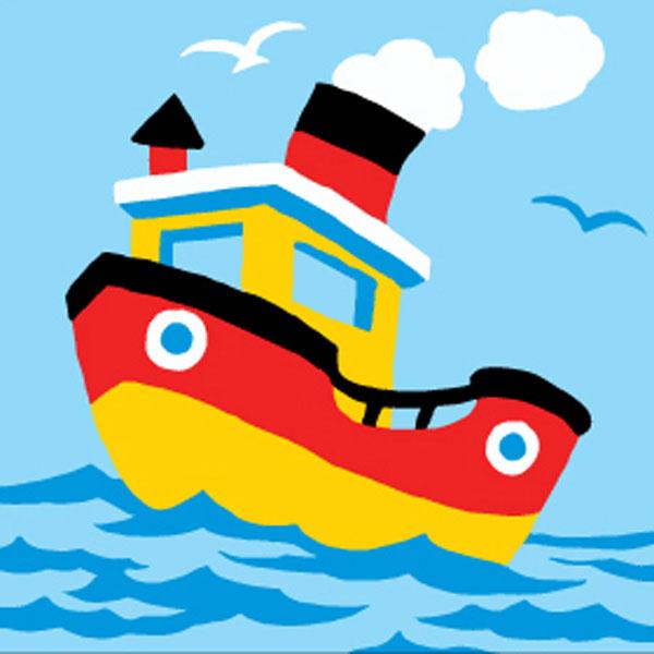 Канва с рисунком для вышивания Collection DArt Корабль, 10 х 10 см1006Канва с рисунком Collection DArt Корабль, изготовленная из хлопка, поможет вам создать свой личный шедевр - красивую вышитую картину. Вышивка выполняется в технике несчетный крест. На полях рисунка указана цветовая палитра. Вышивание отвлечет вас от повседневных забот и превратится в увлекательное занятие! Работа, сделанная своими руками, создаст особый уют и атмосферу в доме и долгие годы будет радовать вас и ваших близких. Страмин с нанесенным рисунком (100% хлопок). Рекомендуемое количество цветов: 6. Размер готового рисунка: 10 х 10 см. Нитки в комплект не входят.