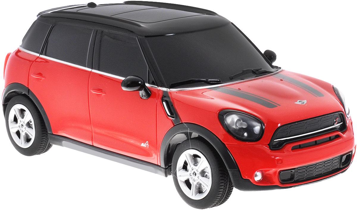 Rastar Радиоуправляемая модель Mini Cooper S Countryman цвет красный масштаб 1:24