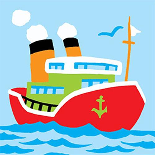 Канва с рисунком для вышивания Collection DArt Корабль в море, 10 х 10 см1002Канва с рисунком Collection DArt Корабль в море, изготовленная из хлопка, поможет вам создать свой личный шедевр - красивую вышитую картину. Вышивка выполняется в технике несчетный крест. На полях рисунка указана цветовая палитра. Вышивание отвлечет вас от повседневных забот и превратится в увлекательное занятие! Работа, сделанная своими руками, создаст особый уют и атмосферу в доме и долгие годы будет радовать вас и ваших близких. Страмин с нанесенным рисунком (100% хлопок). Рекомендуемое количество цветов: 7. Размер готового рисунка: 10 х 10 см. Нитки в комплект не входят.
