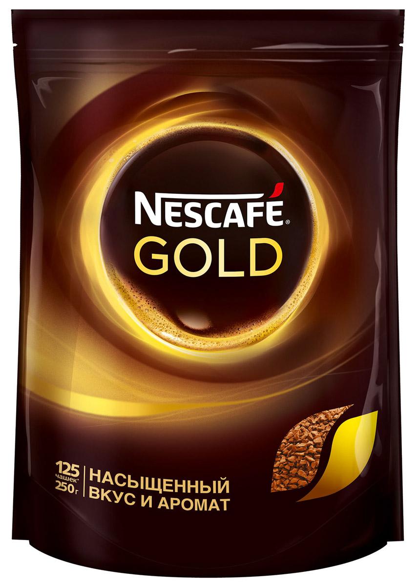 Nescafe Gold 100% кофе растворимый сублимированный, 250 г12143978Почувствуйте истинное удовольствие с кофе Nescafe Gold. Ведь Nescafe Gold создан из обжаренных кофейных зерен нескольких сортов, чтобы вы могли в полной мере ощутить его неповторимый аромат и насыщенный вкус. Nescafe Gold - кофе, который дарит удовольствие.