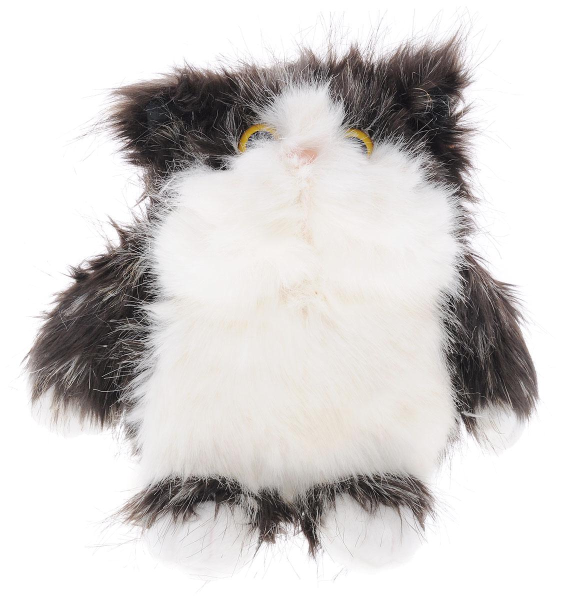 Plush Apple Мягкая игрушка Кот Пушистик 23 смK33055AОзорная мягкая игрушка Plush Apple Кот Пушистик непременно вызовет улыбку у детей и взрослых. Она изготовлена приятных на ощупь и очень мягких материалов, безопасных для малыша. Выполнена игрушка в виде прелестного кота с пластиковыми глазками. Кот может составить компанию и дома, и на прогулке, и даже в постели, когда ребенок ложится спать. Игрушка способствует развитию воображения и тактильной чувствительности у детей.