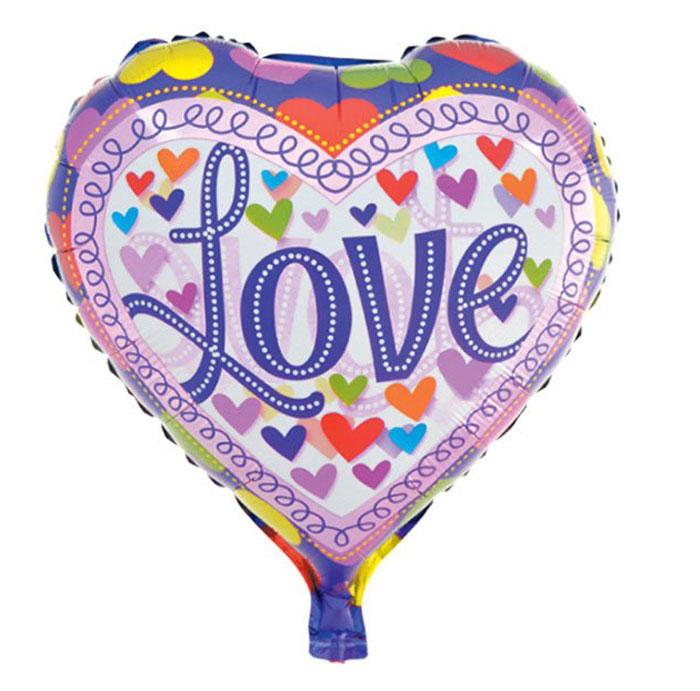 Action! Шар фольгированный LoveAPI0216Большой фольгированный шар Love станет замечательным украшением праздника и веселой игрушкой для малыша. Яркий шар в форме сердца и с надписью Love может стать прекрасным дополнением к подарку на день рождения, или украшением любого праздника! С помощью этого аксессуара любая вечеринка останется незабываемой! Изделие поставляется не надутым.