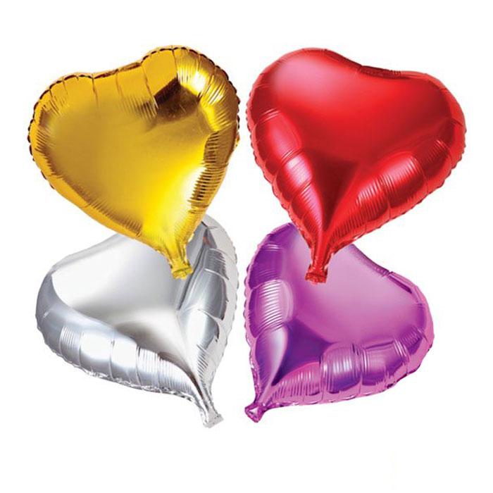 Action! Шар фольгированный Сердце цвет серебристыйAPI0218Большой фольгированный шар станет замечательным украшением праздника и веселой игрушкой для малыша. Шар в форме сердца может стать прекрасным дополнением к подарку на день рождения, или украшением любого праздника! С помощью этого аксессуара любая вечеринка останется незабываемой! Изделие поставляется не надутым.