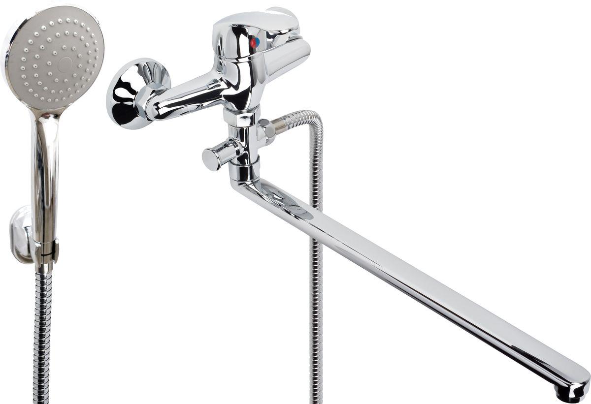 Argo смеситель для ванны и умывальника Oksa, d-35, штоковый, L образный излив 375 мм15297Смеситель для ванны и умывальника 35-l40 oksa картридж d-35 мм short-size, крепеж эксцентрик 3/4 х 1/2 + прокладка-фильтр аэратор м24х1 наружная резьба only plast 10 - 13 л/мин. при 0,3 МПа покрытие никель / хром комплектация душевой шланг 150 см, оплетка - хромированная нержавеющая сталь, двойной замок, 1/2 душевая лейка Mono кронштейн материал основа латунь