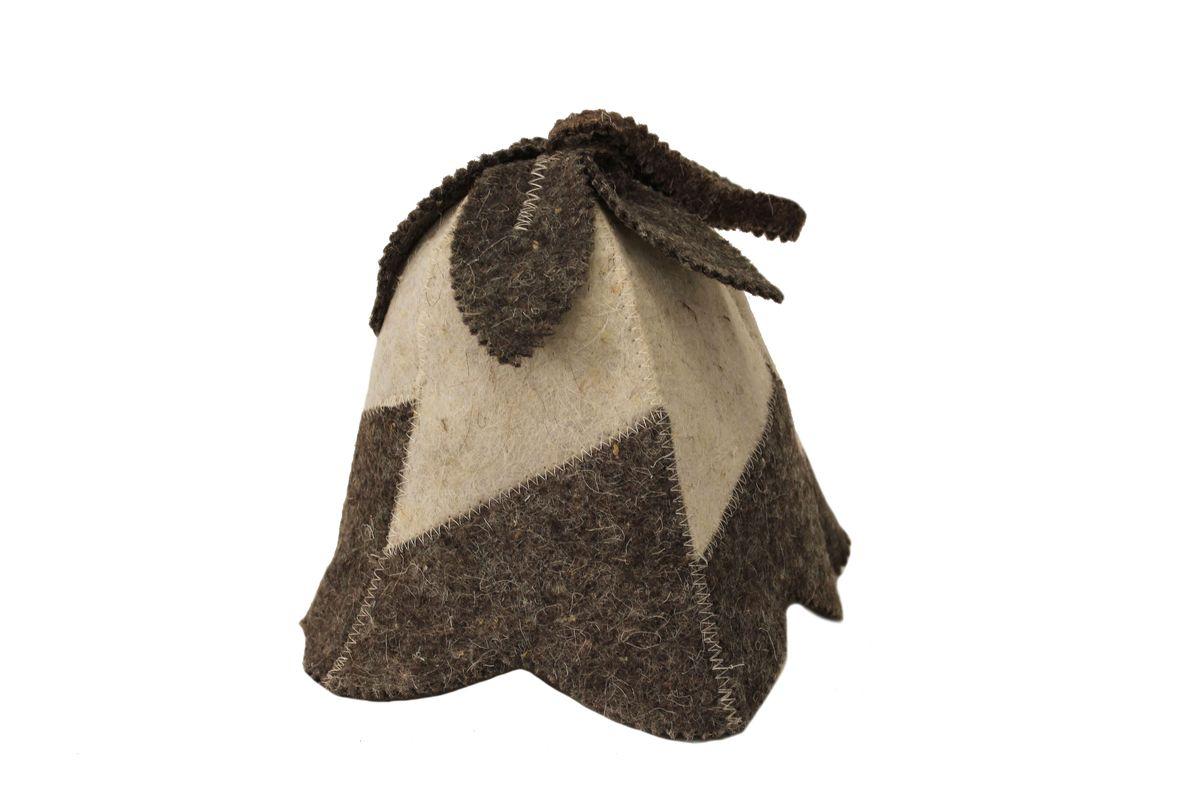 Proffi Home Колпак для сауны колокольчик.PS0152Тип: Шапка Количество предметов в наборе: 1 шт. Шапка Тип шапки: Мужская Материал шапки: Шерсть