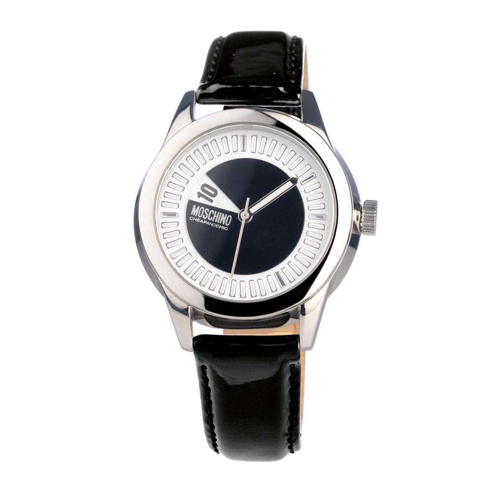 Часы женские наручные Moschino Disc Jockey, цвет: черный. MW0370MW0370Часы наручные Moschino MW0370 Водостойкость: 30м (3 АТМ)