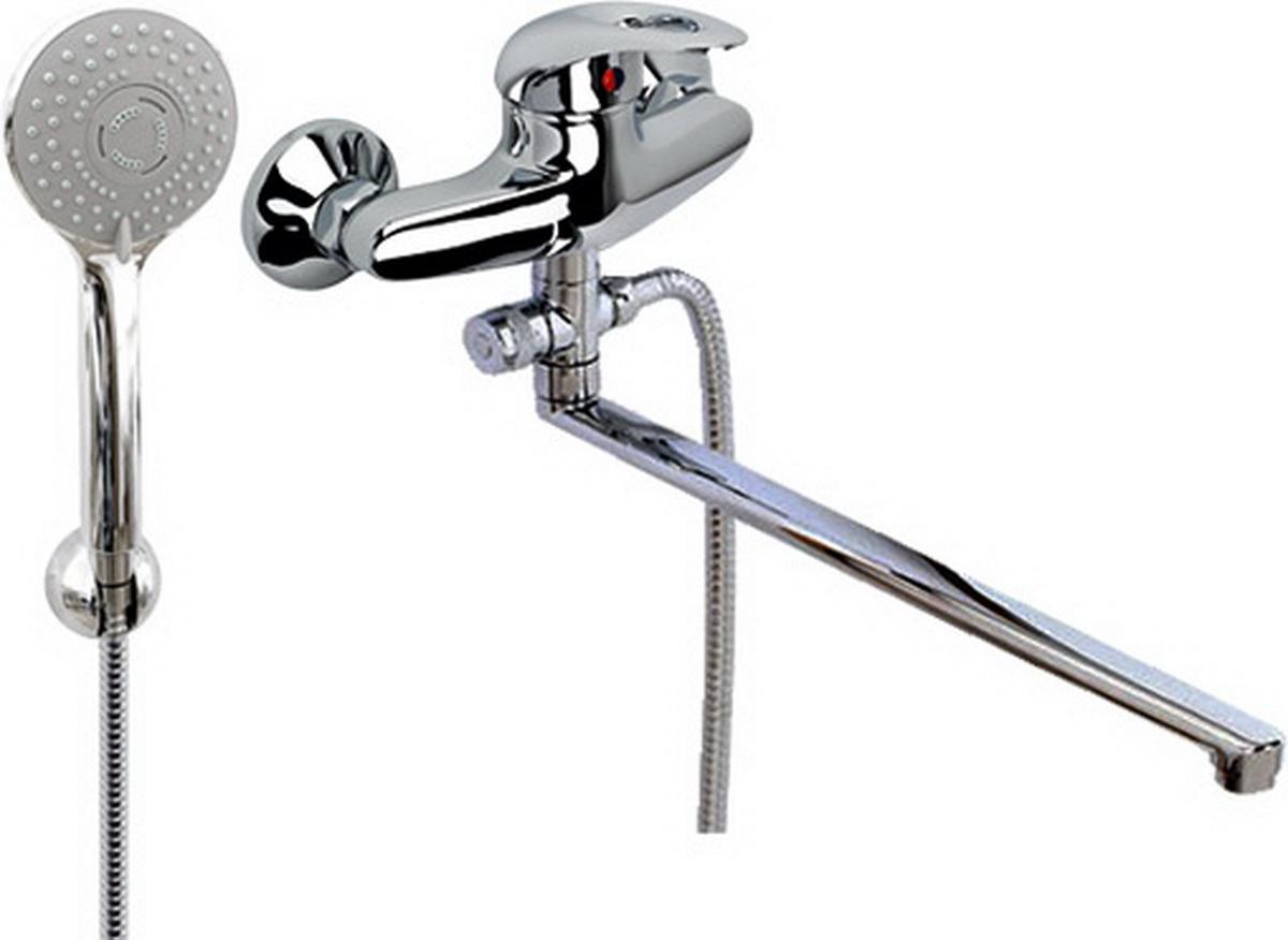 Argo смеситель для ванны и умывальника Open, d-40, картриджный, L образный излив 375 мм9735Смеситель для ванны и умывальника 40-l40/d open картридж d-40 мм short-size, крепеж эксцентрик 3/4 х 1/2 + прокладка-фильтр аэратор м24х1 наружная резьба only plast 10 - 13 л/мин. при 0,3 МПа покрытие никель / хром комплектация душевой шланг 150 см, оплетка - хромированная нержавеющая сталь, двойной замок, 1/2 душевая лейка Mono кронштейн материал основа латунь