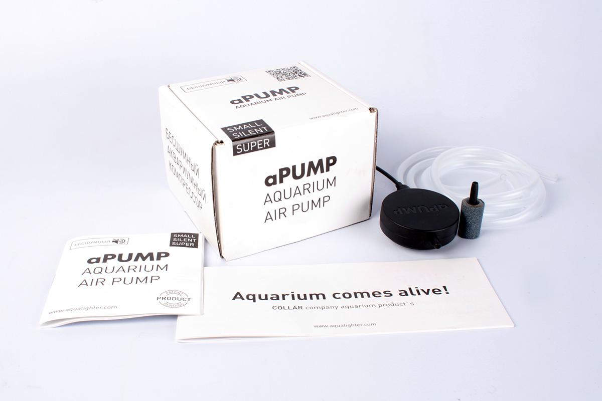 Компрессор аPUMP для аквариумов до 100 л7914Аквариумный компрессор для аквариумов объемом от 10 до 100л, предназначен для снабжения аквариумной воды самым необходимым и жизненно важным элементом – кислородом. Аквариумный компрессор aPUMP является на данный момент самым маленьким и бесшумным компрессором в мире.