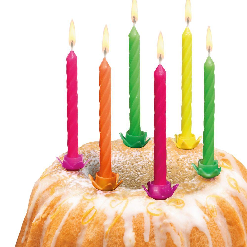 Susy Card Свечи для торта детские 12 шт11142676