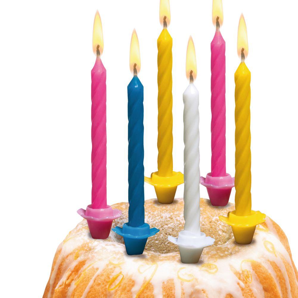 Susy Card Свечи для торта детские малые 12 шт11143112