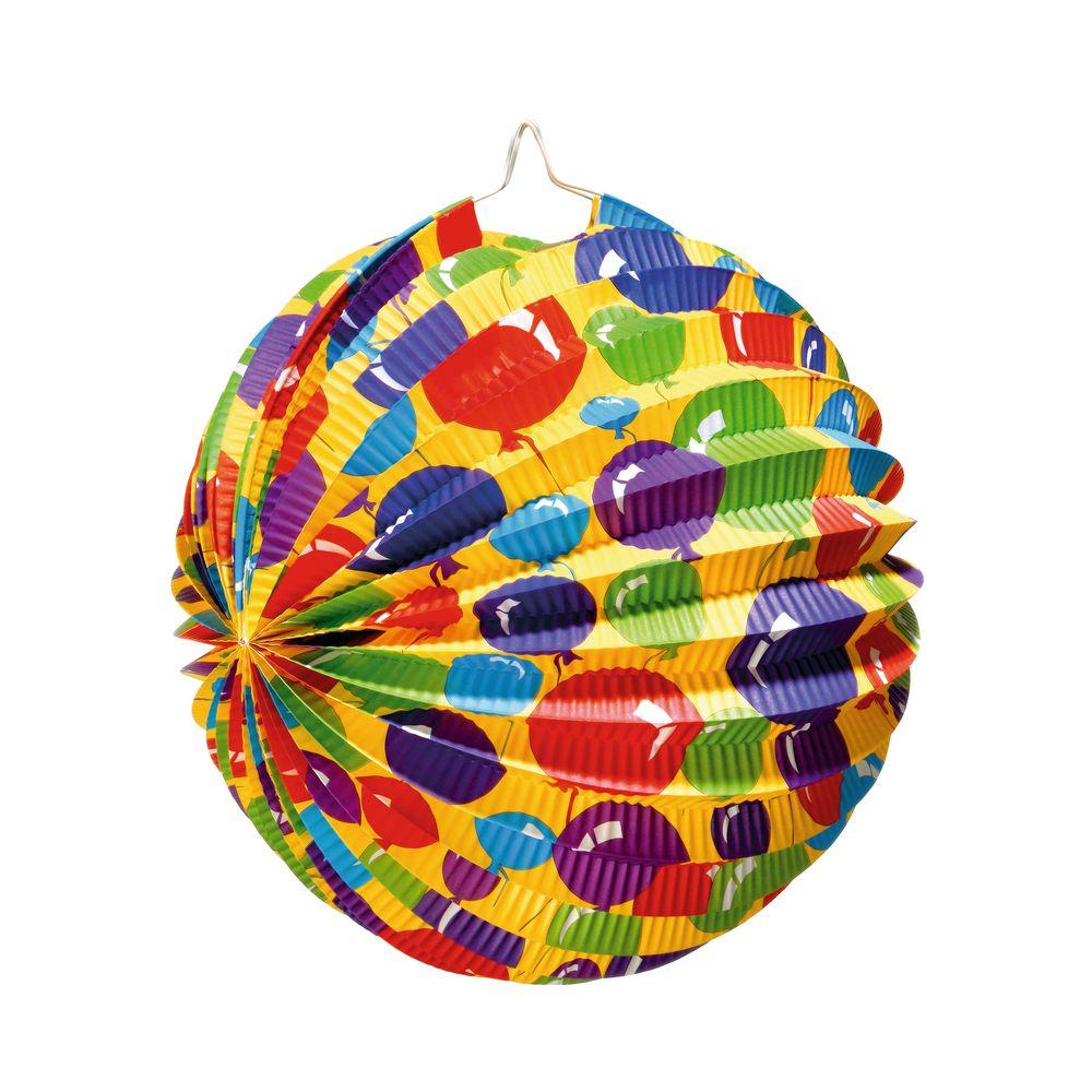 Susy Card Украшение для интерьера Фонарик-шарик 25 см11143187