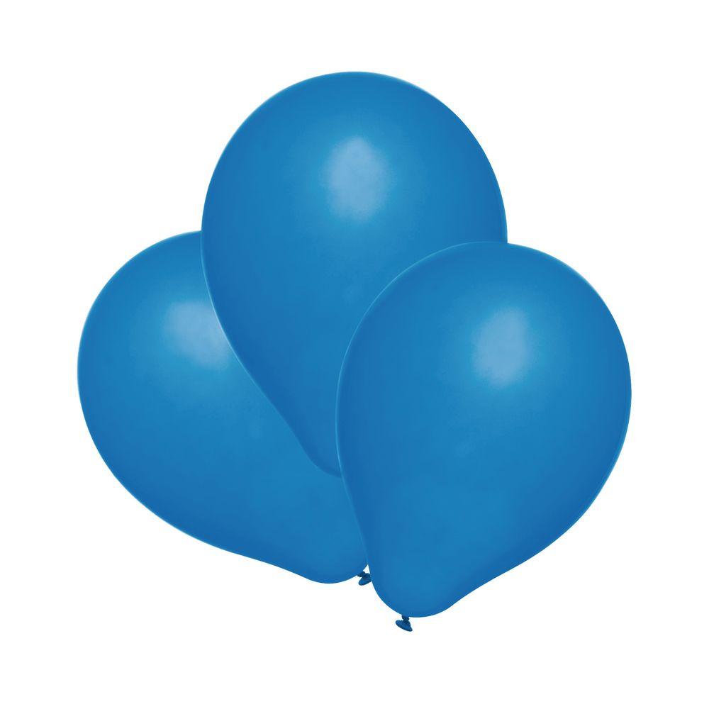 Susy Card Набор воздушных шариков детский цвет синий 25 шт11143559