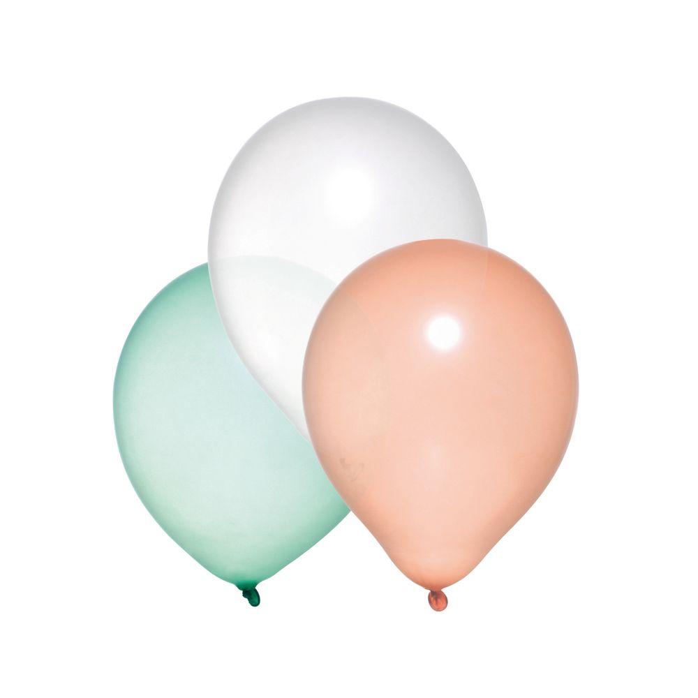 Susy Card Набор воздушных шариков детский Перламутровые 10 шт11143658