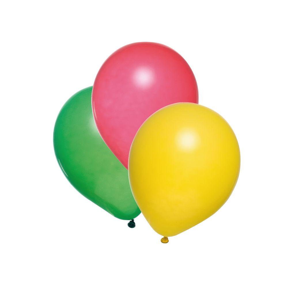 Susy Card Набор воздушных шариков детский Пастельные 10 шт11143666