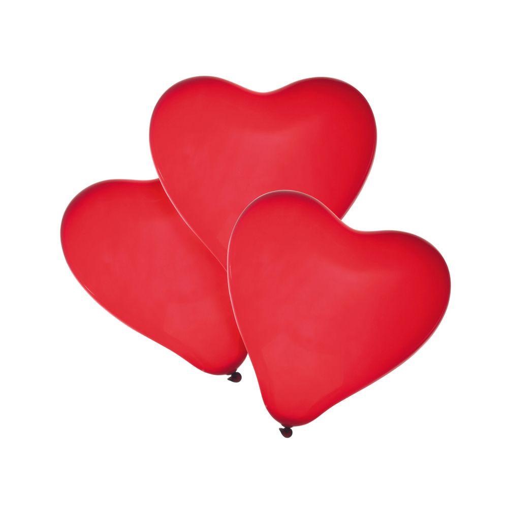 Susy Card Набор воздушных шариков детский Сердце 4 шт11144359
