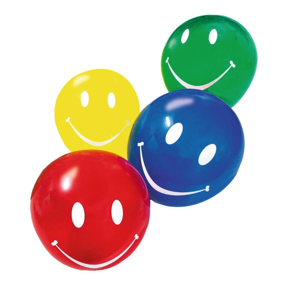 Susy Card Набор воздушных шариков детский Smile 10 шт