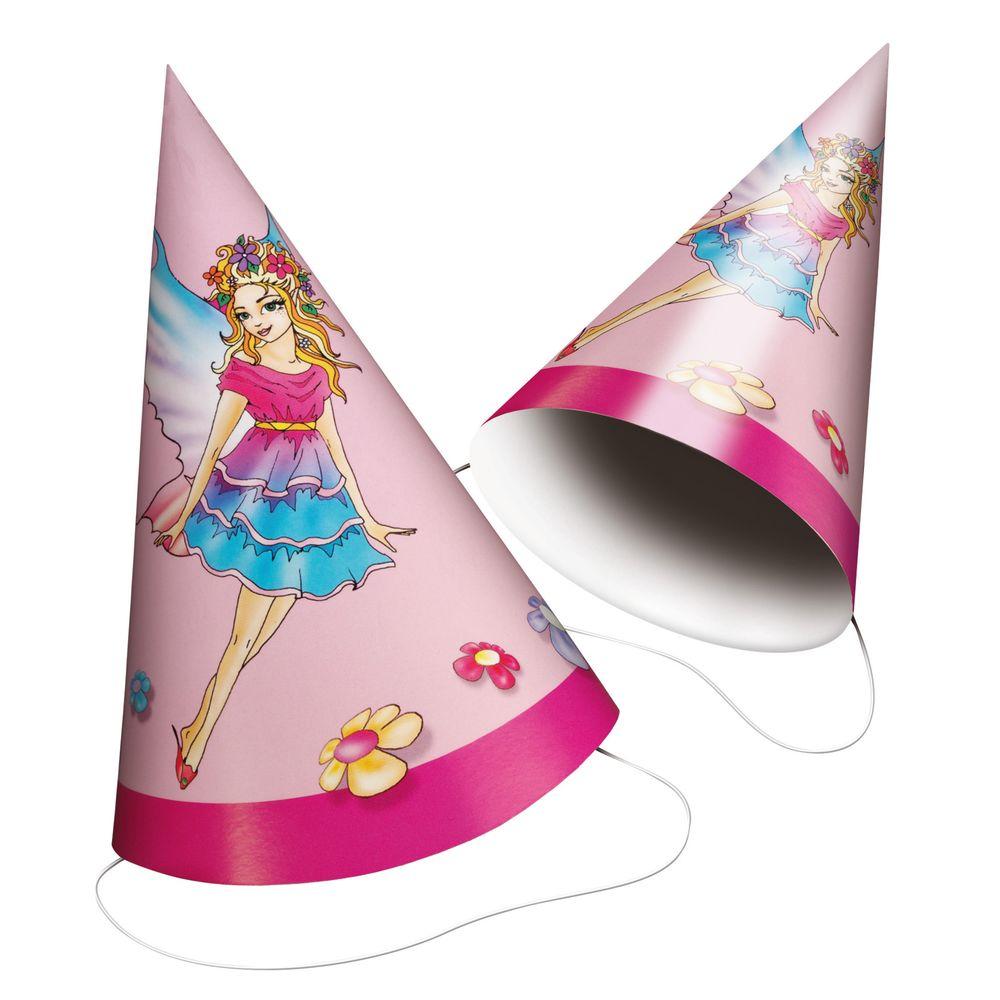 Susy Card Шляпа карнавальная детская Фея 6 шт11363652