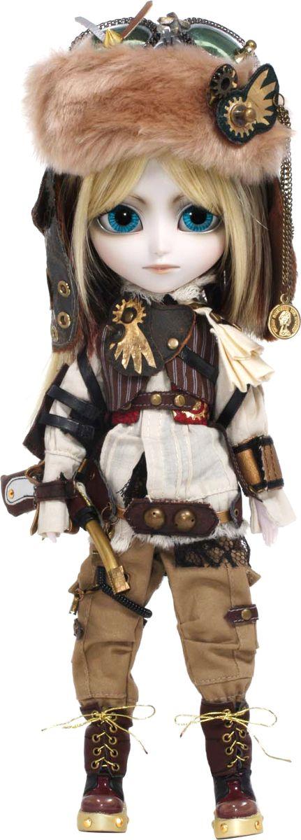 Groove Кукла коллекционная Isul ГелиосGRVI919Дизайнерские куклы от японской компании Groove могут похвастаться множеством подвижных шарнирных соединений, своей собственной историей и уникальным внешним видом — каждая кукла из этой серии обладает индивидуальной причёской и макияжем. С помощью специального механизма, расположенного в голове, можно изменять направление взгляда и закрывать глаза. В комплекте: головной убор пилота, очки, ранец, ружьё, подставка Материал: пластик Высота куклы: 30 см