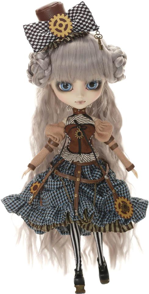 Groove Кукла коллекционная Pullip Безумный шляпник в мире Стимпанка