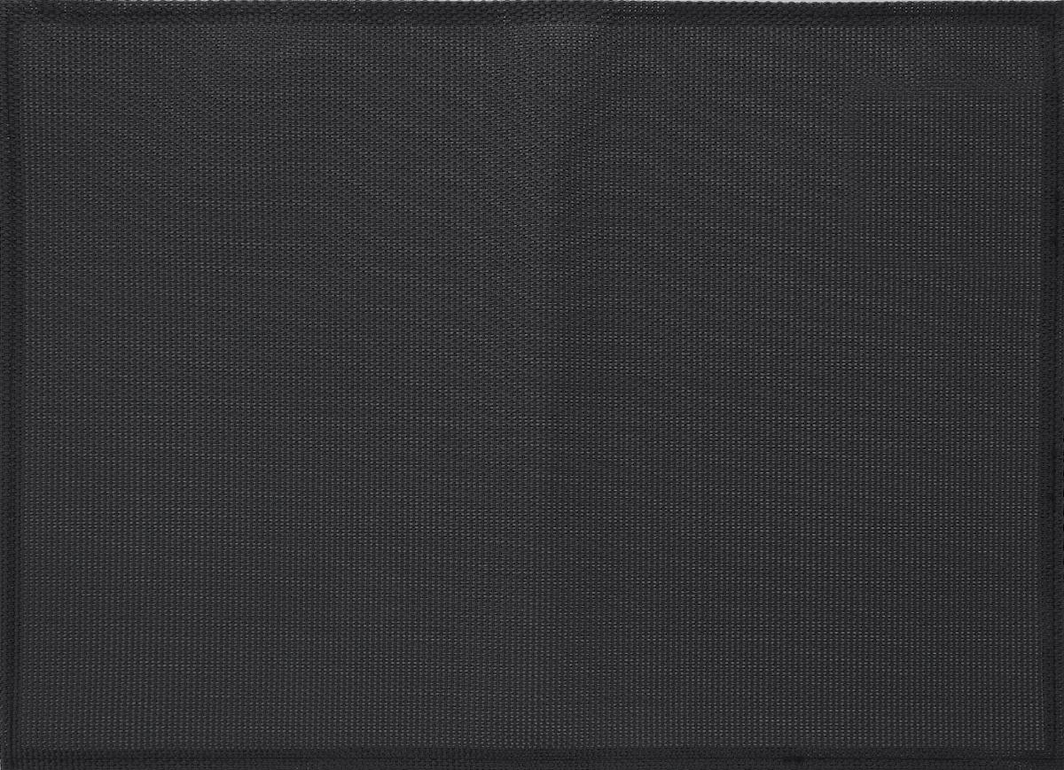 Салфетка сервировочная Tescoma Flair, цвет: черный, 45 х 32 см662020Элегантная салфетка Tescoma Flair, изготовленная из прочного искусственного текстиля, предназначена для сервировки стола. Она служит защитой от царапин и различных следов, а также используется в качестве подставки под горячее. После использования изделие достаточно протереть чистой влажной тканью или промыть под струей воды и высушить. Не мыть в посудомоечной машине, не сушить на батарее. Размер салфетки: 45 х 32 см.