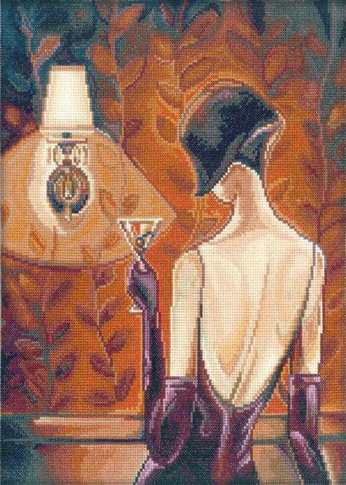 Набор для вышивания крестом RTO Триш Биддл. Эффектные женщины в роскошных местах, 27 х 33 смM238Красивый рисунок-вышивка, выполненный на канве, выглядит оригинально и всегда модно. Работа, сделанная своими руками, создаст особый уют и атмосферу в доме и долгие годы будет радовать вас и ваших близких. Набор для вышивания RTO Триш Биддл. Эффектные женщины в роскошных местах содержит все необходимые материалы. Вышивка выполняется швом счетный крест в две нити мулине. В состав набора входит: - канва Aida 14 белого цвета (100% хлопок), 5,5 клеток = 1 см; - вышивальные нитки-мулине DMC на карте, разобранные по цветам (25 цветов, 100% хлопок); - символьная схема; - инструкция; - игла для вышивания. Уровень сложности: 4.
