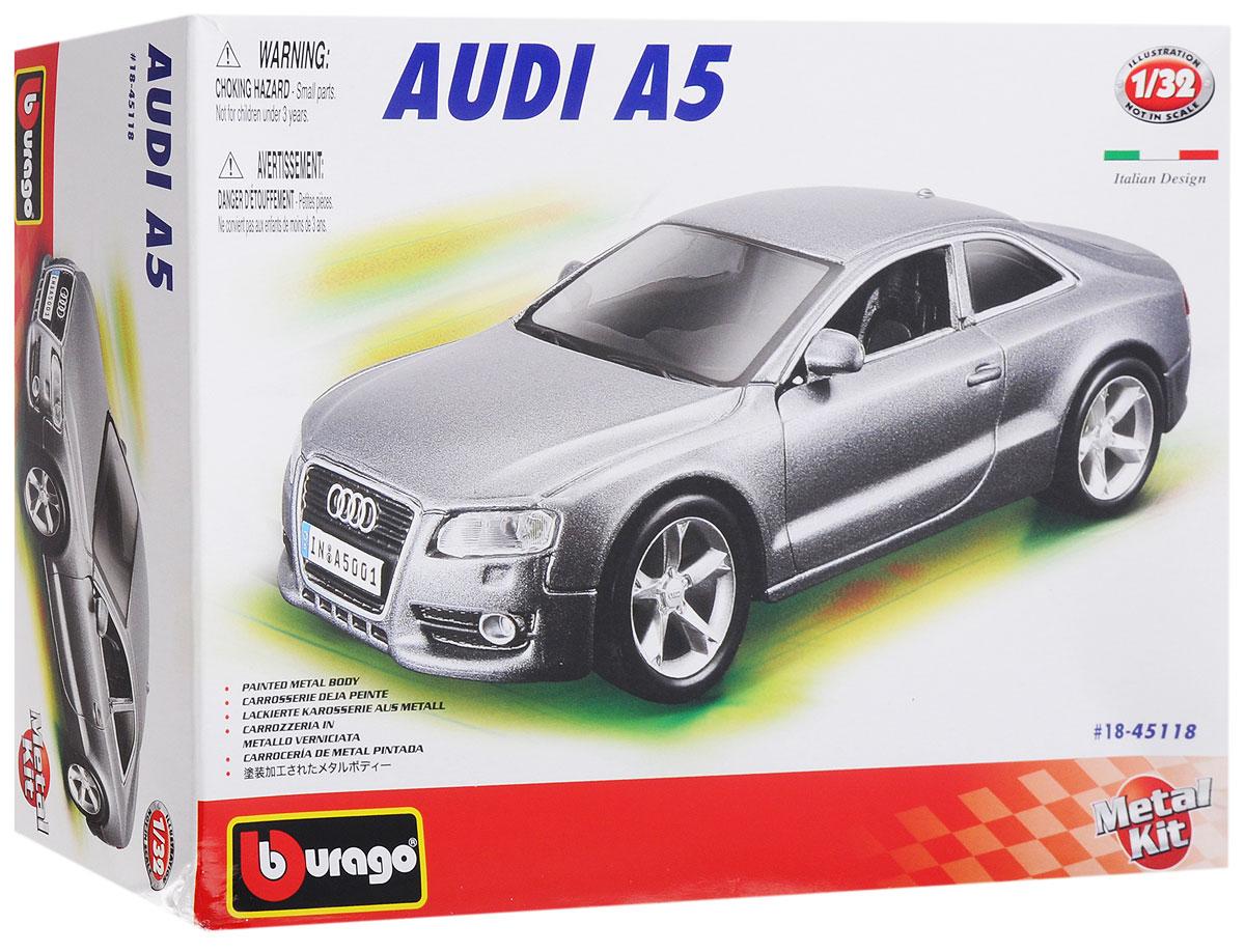 Bburago Сборная модель автомобиля Audi A5