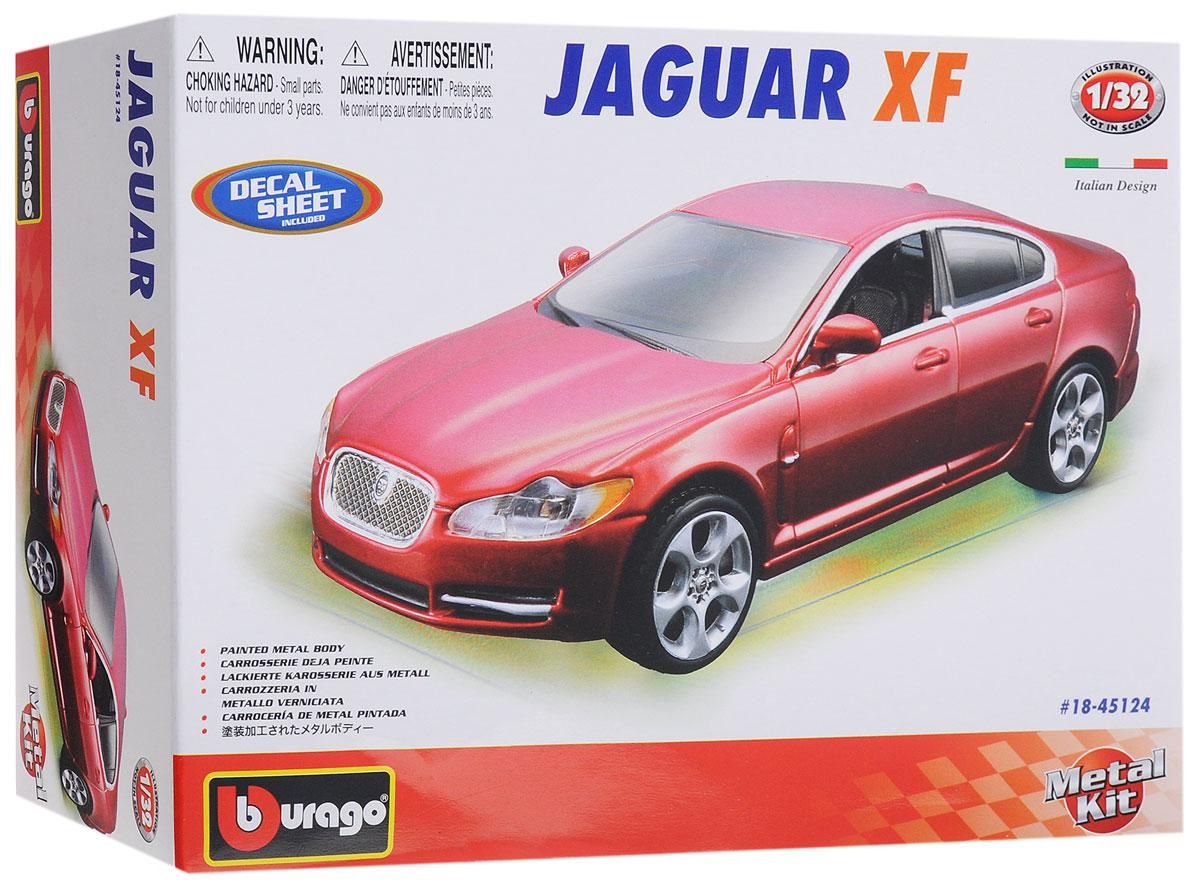 Bburago ������� ������ ���������� Jaguar XF - Bburago18-45124������� ������ ���������� Bburago Jaguar XF ��������� � ���� �������� �� ������ �����, �� � ��������. ������ ������������ � �������� 1:32 � � �������� ������������� ��� ������ �������� ������ ��������� ����������. ������ ���������� �������� �� ������� � �������������� ����������� ���������, ������ �����������. ������ ����������� �������������� �������� � ���������� ��������. �� ����� ���� � ����� �������� � ������� ����������� ������ �������� ���, �������� � �����������. � ���������: �������� ��� ������ ������, �������� � ����������� ���������� �� ������. ������ ���������� ��� ������������� ����.