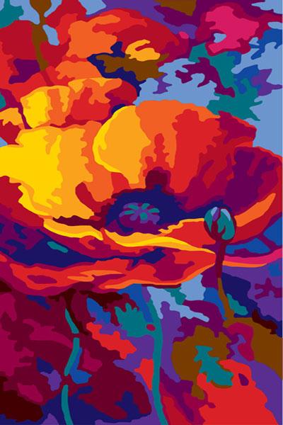 Канва с нанесенным рисунком для вышивания Collection DArt Мак, 23 х 45 см8060Канва с рисунком Collection DArt Мак, изготовленная из хлопка, поможет вам создать свой личный шедевр - красивую вышитую картину. Вышивка выполняется в технике несчетный крест. На полях рисунка указана цветовая палитра. Вышивание отвлечет вас от повседневных забот и превратится в увлекательное занятие! Работа, сделанная своими руками, создаст особый уют и атмосферу в доме и долгие годы будет радовать вас и ваших близких. Канва страмин с нанесенным рисунком (100% хлопок). Рекомендуемое количество цветов: 16. Размер готового рисунка: 23 х 45 см. Нитки в комплект не входят.