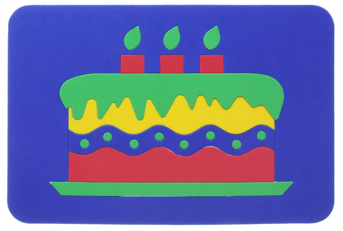 Август Пазл для малышей Торт цвет основы синий27-2017_ синийПазл Август Торт выполнен из мягкого полимера, который дает юному конструктору новые удивительные возможности в игре: детали гнутся, но не ломаются, их всегда можно состыковать. Пазл представляет собой основу, в которой из двадцати элементов собирается яркий праздничный тортик. Ваш ребенок сможет собрать его и в ванной. Элементы можно намочить, благодаря чему они будут хорошо прилипать к стене в ванной комнате. Такая игра развивает пространственное и логическое мышление, память и глазомер, знакомит с формами и цветом предмета в процессе игры.