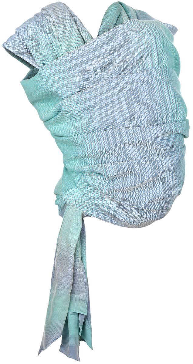 Mum's Era Слинг-шарф Симбио цвет лагуна Размер M 34735