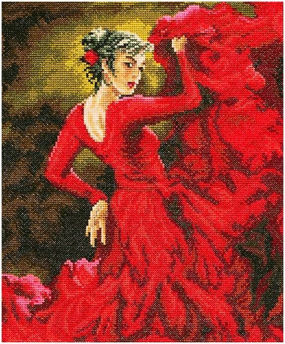 Набор для вышивания крестом RTO Фламенко, 24 х 30 смМ439Красивый рисунок-вышивка, выполненный на канве, выглядит оригинально и всегда модно. Работа, сделанная своими руками, создаст особый уют и атмосферу в доме и долгие годы будет радовать вас и ваших близких. Набор для вышивания содержит все необходимые материалы. Вышивка выполняется швом счетный крест в две нити мулине. Рисунок создан по мотивам работы художника Атрошенко Андрея. В состав набора входит: - канва Aida 14 бежевого цвета (100% хлопок, 5,5 клеток = 1 см, рисунок не нанесен), - вышивальные нитки-мулине DMC на карте, разобранные по цветам (30 цветов, 100% хлопок), - символьная схема, - инструкция, - игла для вышивания.