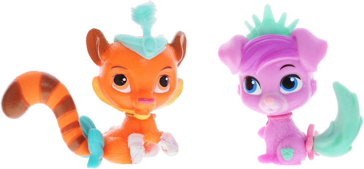 Disney Princess Набор фигурок Тигренок Султан и щенок Дружок22179Фигурки питомцев Disney Princess Тигренок Султан и щенок Дружок обязательно понравятся вашей малышке. Симпатичный тигренок - питомец принцессы Жасмин, а забавный щеночек - питомец Ариэль. У питомцев большие умные глазки и длинные хвостики. У Султана на голове красуется диадема, а у Дружка - корона. Игры с фигурками способствуют эмоциональному развитию, помогают формировать воображение, чувство ответственности и заботы. Великолепное качество исполнения делает эти игрушки чудесным подарком к любому празднику.