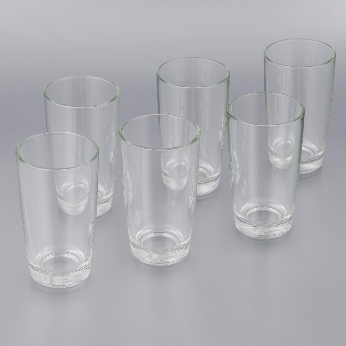 Набор стаканов Luminarc Monaco, 250 мл, 6 шт. H5123H5123Набор Luminarc Monaco состоит из шести высоких стаканов, выполненных из высококачественного стекла. Изделия предназначены для подачи холодных напитков. Они сочетают в себе элегантный дизайн и функциональность. Благодаря такому набору пить напитки будет еще приятнее. Набор стаканов Luminarc Monaco идеально подойдет для сервировки стола и станет отличным подарком к любому празднику. Можно мыть в посудомоечной машине. Объем стакана: 250 мл. Диаметр стакана (по верхнему краю): 6,5 см. Высота стакана: 12 см.