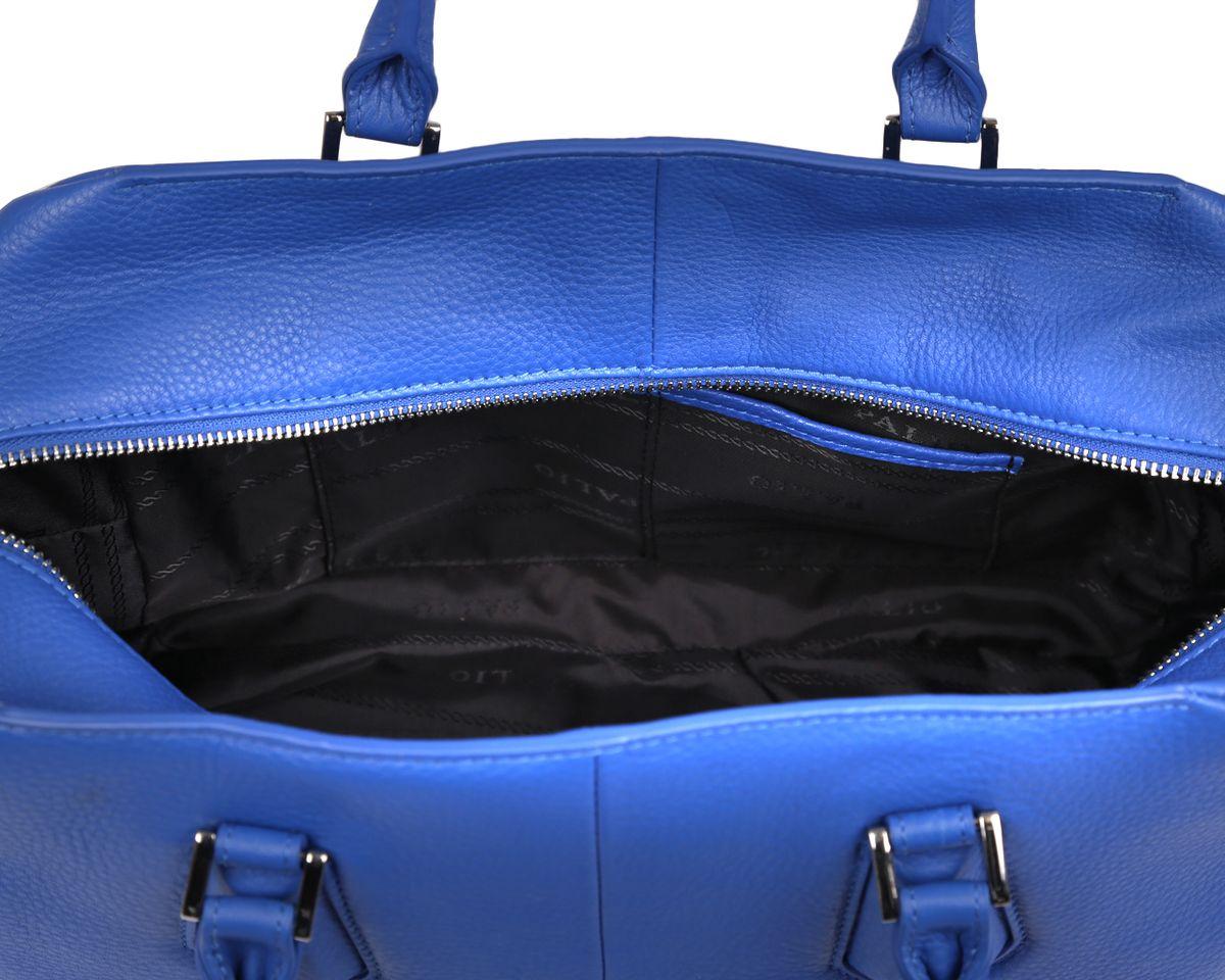 Сумка женская Palio, цвет: синий. 14290AL-895