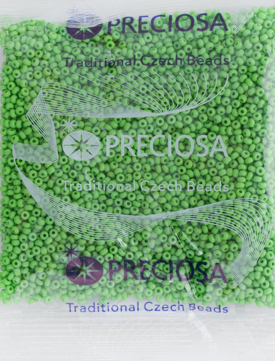 Бисер Preciosa Ассорти, непрозрачный, цвет: ярко-зеленый (01), 50 г. 163142163142_01_зеленыйБисер Preciosa Ассорти, изготовленный из пластика круглой формы, позволит вам своими руками создать оригинальные ожерелья, бусы или браслеты, а также заняться вышиванием. В бисероплетении часто используют бисер разных размеров и цветов. Он идеально подойдет для вышивания на предметах быта и женской одежде. Изготовление украшений - занимательное хобби и реализация творческих способностей рукодельницы, это возможность создания неповторимого индивидуального подарка. Диаметр: 2,5 мм.