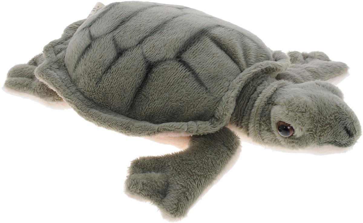 WWF Мягкая игрушка Черепаха 22 см15212016-20_черепахаОчаровательная мягкая игрушка Черепаха вызовет умиление и улыбку у каждого, кто ее увидит. У черепашки плюшевый панцирь болотного цвета и коричневые пластиковые глазки. Игрушка выполнена из безопасных текстильных материалов. Эта милая черепашка станет замечательным подарком, как ребенку, так и взрослому.