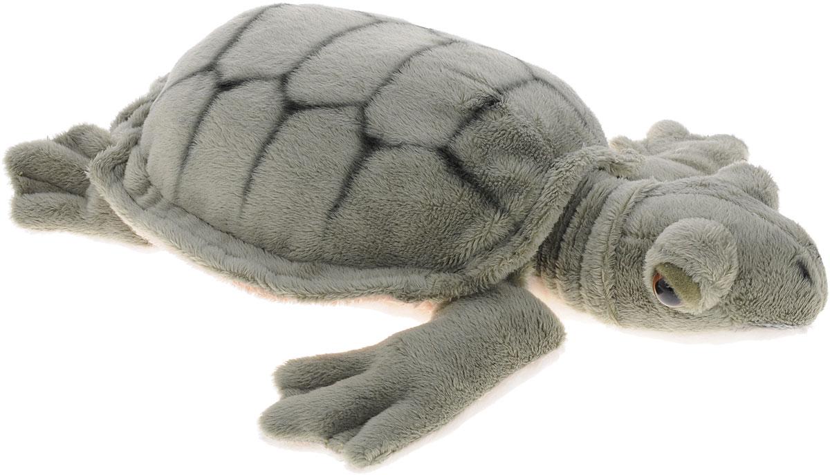 WWF Мягкая игрушка Черепаха 30 см15212015-23_черепахаОчаровательная мягкая игрушка Черепаха вызовет умиление и улыбку у каждого, кто ее увидит. У черепашки плюшевый панцирь болотного цвета и коричневые пластиковые глазки. Игрушка выполнена из безопасных текстильных материалов. Эта милая черепашка станет замечательным подарком, как ребенку, так и взрослому.