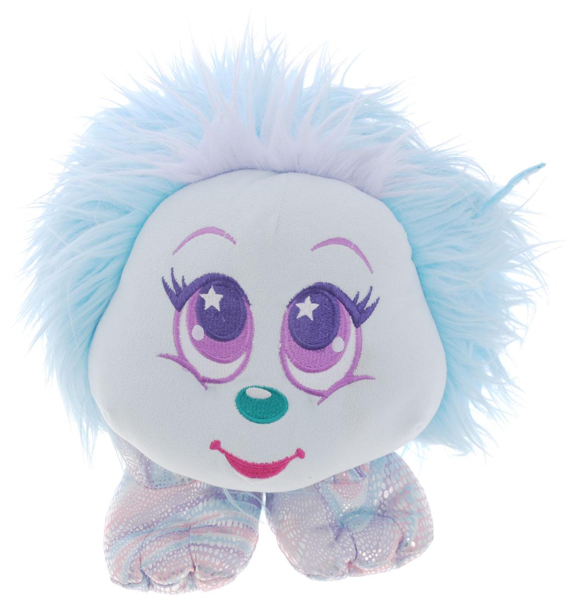 Zuru Мягкая игрушка Big Shnooks цвет голубой 23 см203_голубойМягкая игрушка Zuru Big Shnooks привлечет внимание вашей малышки и станет для нее лучшим другом. Shnooks (Шнукс) - забавный плюшевый мохнатик с веселой мордочкой, маленьким носиком, добрыми глазками и пухлыми маленькими лапками. Все зверюшки Shnooks любят, когда их обнимают, гладят, заплетают косички и создают различные прически. Перед использованием игрушку необходимо достать из упаковки и потрясти. Объем волос игрушки сильно увеличится. Такая замечательная игрушка подарит вашей малышке множество часов приятных объятий, а также позволит ей проявить свой парикмахерский талант.